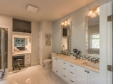 MLS # 457072: Luxurious Master Ensuite With Make-up Vanity
