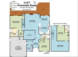 MLS # 840630: Floor Plan.